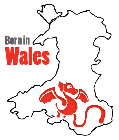 Born In Wales